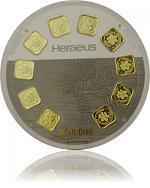 Goldbarren Heraeu...