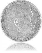 5 Reichsmark Hind...