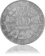 100 Schilling Öst...