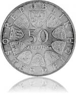 50 Schilling Öste...