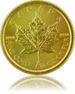 Maple Leaf 1/4oz ...