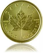 Maple Leaf 1/10oz...
