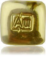 Goldbarren - Au E...