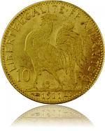 10 Francs Mariann...