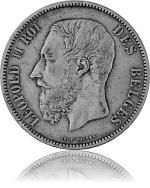 5 Franc Belgien 2...