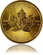 Maple Leaf 1oz Go...