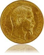 20 Francs Napoleo...