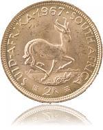 2 Rand Südafrika ...