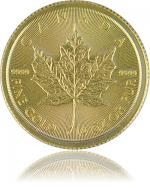 Maple Leaf 1/4oz ...