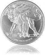 Niue Löwe von Jud...