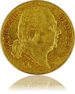 20 Francs Louis X...