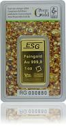 Goldbarren 1oz - ...