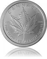 """""""Cannabis"""" Silver..."""