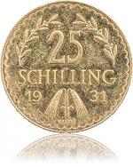 25 Schilling Öste...