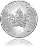 Maple Leaf 1oz Si...
