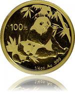 China Panda 1/4oz...