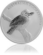 Kookaburra 1 Unze...