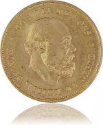 10 Gulden Willem ...