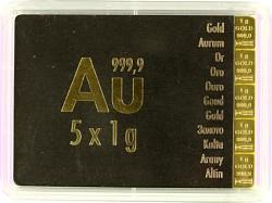 Gold Bar - CombiB...