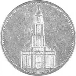 5 Reichsmark Silb...