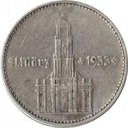 2 Reichsmark Silb...
