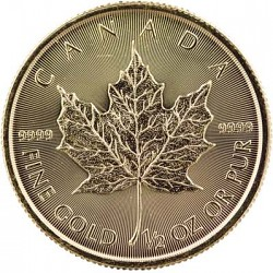 Maple Leaf 1/2 Un...