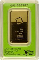 Goldbarren 1g - G...