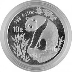 China Panda 1oz S...