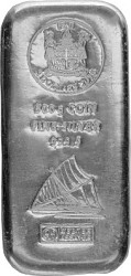 Silberbarren Münz...