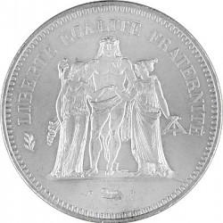 50 Franc Frankrei...