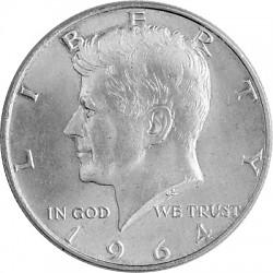 ½ US-Dollar Kenne...