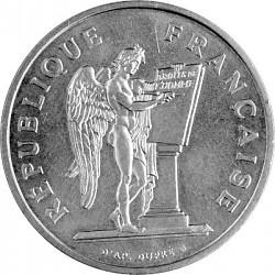 100 Franc Frankre...