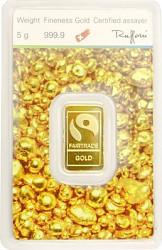 """Goldbarren 5g - """"..."""