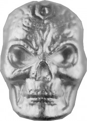 'Celtic Skull' 3D...