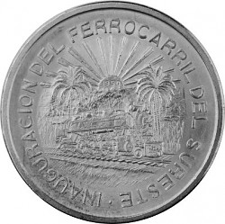 5 Pesos Mexiko Ei...