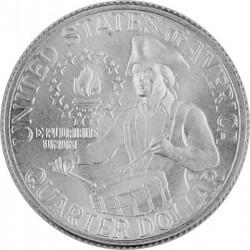¼ US-Dollar Washi...