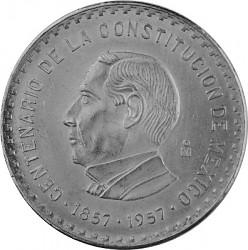 10 Pesos Mexiko 1...