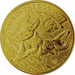 Lunar UK Hund 1oz...