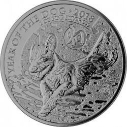 Lunar UK Hund 1oz...