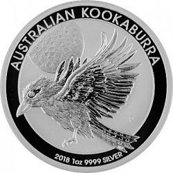 Kookaburra 1oz Si...