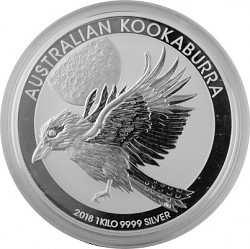 Kookaburra 1kg Si...