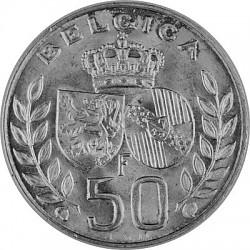 50 Franc Belgien ...