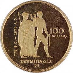 100 Dollar Kanada...