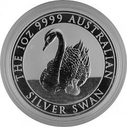 Schwan Australien...