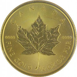Maple Leaf 1/2oz ...