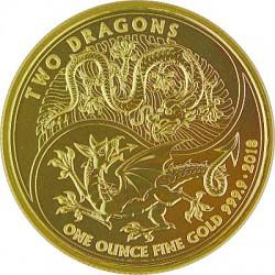 Two Dragons Unite...
