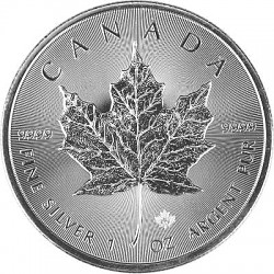 Maple Leaf 1oz Si...