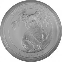 Koala 1kg Silber ...