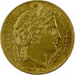 20 Francs Ceres 5...