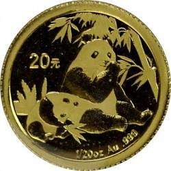 China Panda 1/20o...